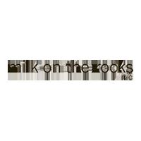 MILK ON THE ROCKS logo