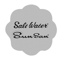 SALT-WATER logo