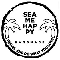 SEA ME HAPPY logo