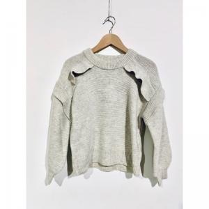 G Silvia Panel Sweater logo