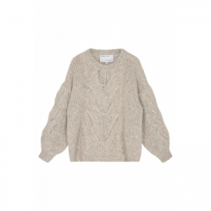 G Antico Cable Sweater logo