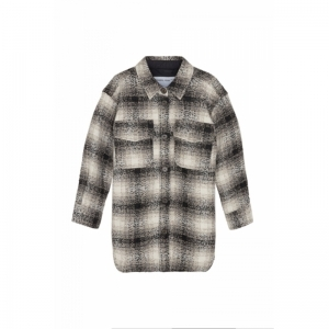 G Jayden Shirt Coat logo