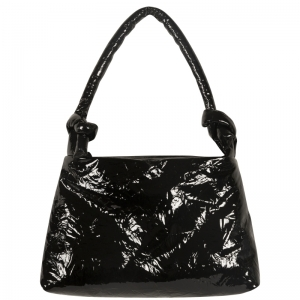 BAG LADY LEATHER LACQUER logo