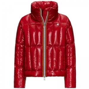 JOSEPHINE WARM SHINY QUILTED logo