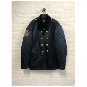 POLICEMAN COAT logo