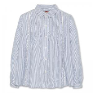 lisa stripe shirt logo