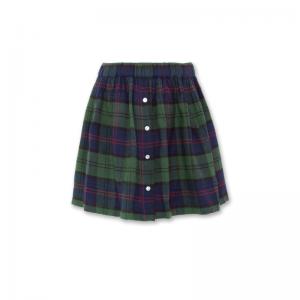 baba button skirt logo