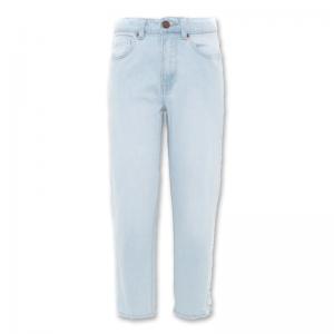 dora jeans pants logo