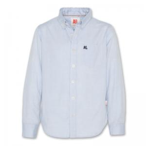 oxford button down shirt logo