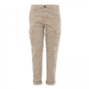 john cargo pants logo