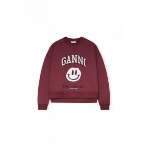 Dropped Shoulder Sweatshirt, S logo