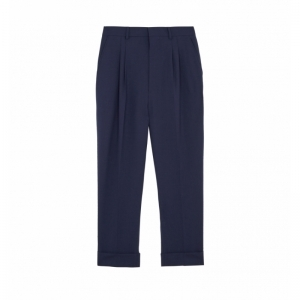 TAPPERED FIT TROUSERS logo