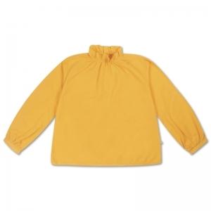 45. ruffle blouse logo