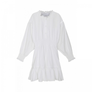 G Sandra Ruffle Dress logo
