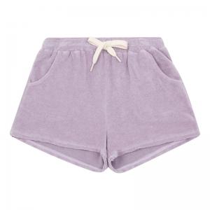 Organic Terry Cloth Shorts logo