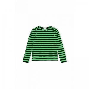 STRIPED COTTON JERSEY logo