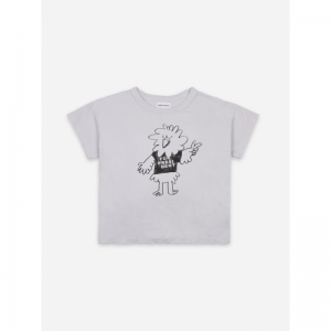 Bird Says Yes Short Sleeve T-S logo
