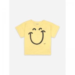 Big Smile Short Sleeve T-Shirt logo