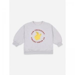 Fingers Crossed Sweatshirt logo
