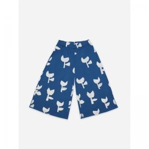 Poppy All Over Culotte Trouser logo