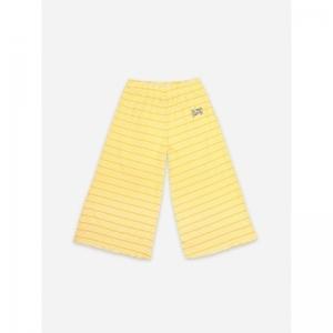 Striped Culotte Trousers logo