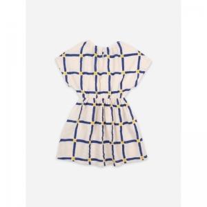 Cube All Over Woven Dress logo
