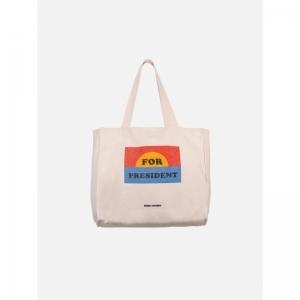 For president Tote bag logo