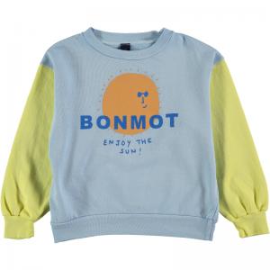 Sweatshirt enjoy logo