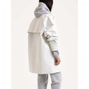 Coat Original Padded Above Oil 0000 WHITE