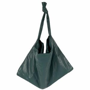 Bag Square Medium Oil 0114 FOREST