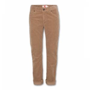 adam 5-p regular pants logo